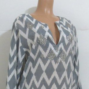 Echo Design Beach Ikat Cover-Up M